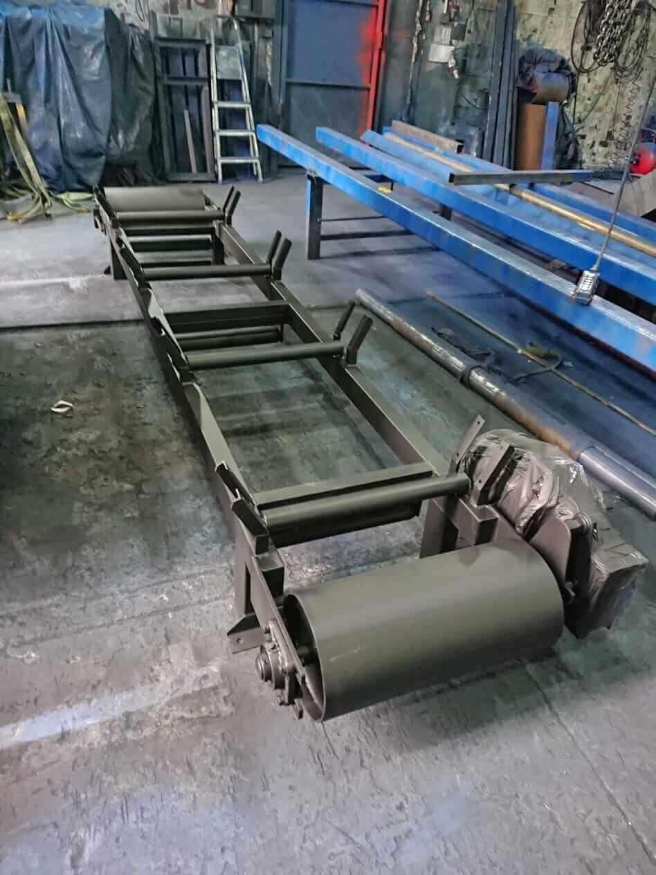 Каталог ленточные транспортеры конвейер шнековый безопорный